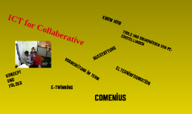 Copy of ICT for Collaborative