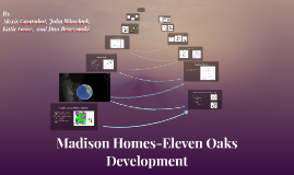 Madison Homes-Eleven Oaks Development