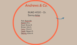 Andrews & Co.