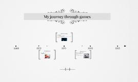 Journey through games