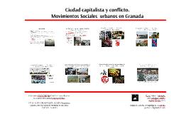 Copy of Ciudad capitalista y conflicto. Movimientos Sociales Urbanos en Granada | Grupo de Estudios Antropológicos La Corrala