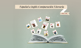 Spanish to English Literature Comparision