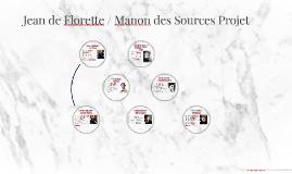 Jean de Florette / Manon des Sources Projet