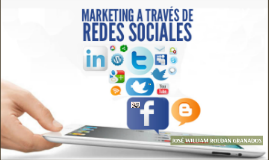 Mercadeo en Redes Sociales: