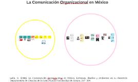 La Comunicación Organizacional en México