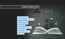 Analisis Grafonomico
