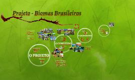Projeto - Biomas Brasileiros