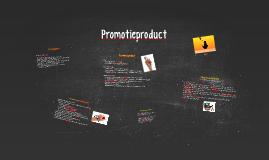 Promotieproduct