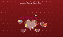 Valentines Day nounou