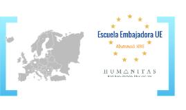 Escuela Embajadora UE