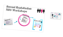 Sexual Exploitation School Workshops (KS3)
