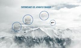 Copy of ENFERMEDADES DEL APARATO FONADOR