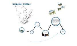 Gaspésie, Québec