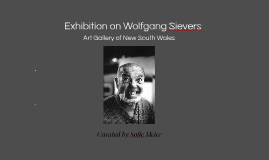 Copy of Art Exhibition of Wolfgang Sievers