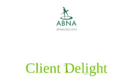 Client Delight (Alliance For Minority Procurement)