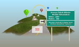 Amasya Teknik Bilimler Meslek Yüksekokulu