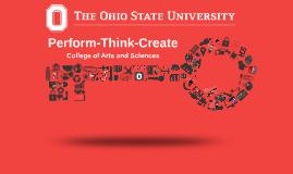 Perform-Think-Create (Summary)