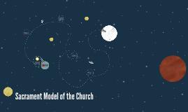 Sacrament Model of the Church