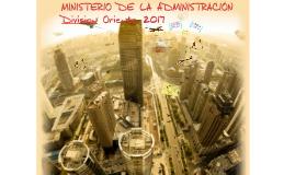 Ministerio de la Administracion