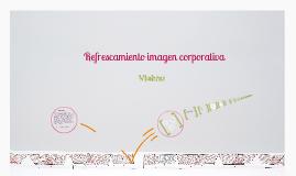 Copy of Refrescamiento imagen corporativa