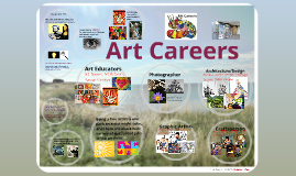 Copy of Copy of Art Careers