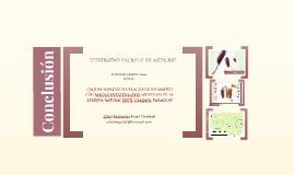 Macroinvertebrados Jornada 2014