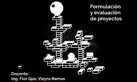 M. Formulación y Evaluación de Proyectos