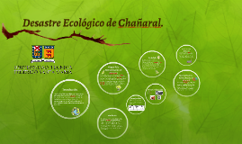 Desastre Ecológico de Chañaral.