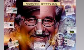 Apostrophes: Spielberg Style