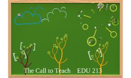 Orientation to Teaching