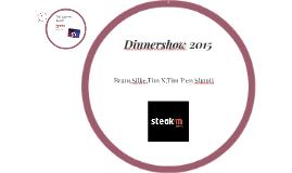 Dinnershow 2015