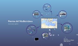 Puertos del Mediterráneo