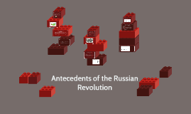 Antecedents of the Russian Revolution