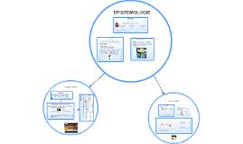 EPISTEMOLOGIE