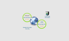 Jornadas Institucionales IESJBJ/Junio2013