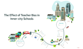 The Effect of Teacher Bias in Inner city schools