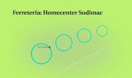 ferreteria: Homecenter Sodimac