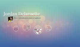 """Jordan DeJarnette PATH Cover """"Letter"""""""