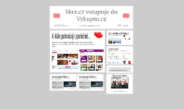 Skrz.cz vstupuje do Vykupto.cz
