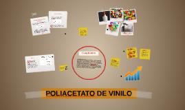 Copy of POLIACETATO DE VINILO