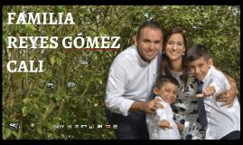 FAMILIA REYES GÓMEZ