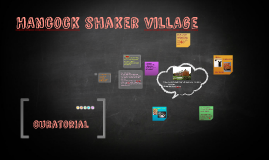 HAncock shaker