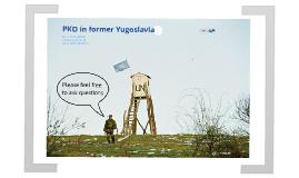 Former Yugoslavia & UN PKO