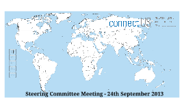 Steering Committee Meeting - 24th September 2013