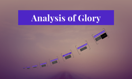 Analysis of Glory