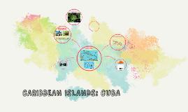 CARIBBEAN ISLANDS: CUBA