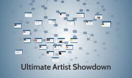 Ultimate Artist Showdown