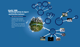 Unit 109 - Working Safely in Sport and Active Leisure