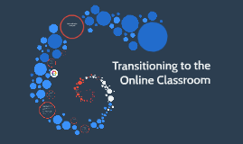 Transitioning to the Online Classroom