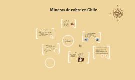 Mineras de cobre en Chile